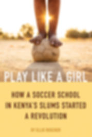 Cover for Play Like a Girl
