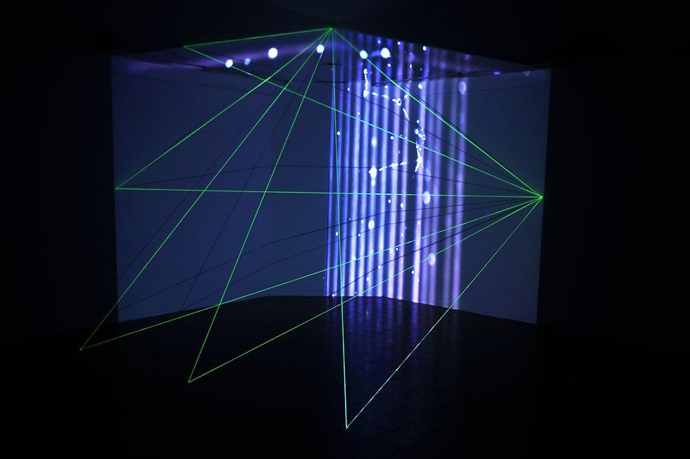 Phosforward- installation view