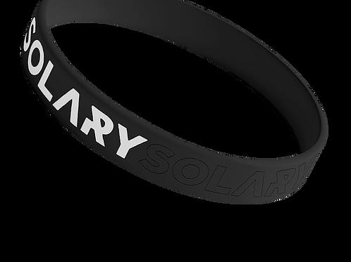 Bracelet noir SOLARY