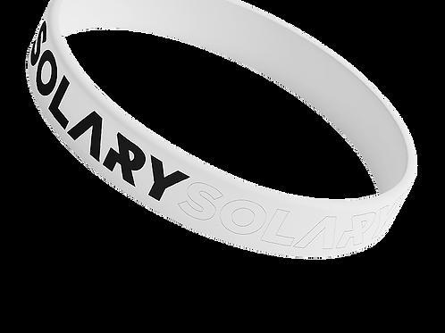 Bracelet blanc SOLARY