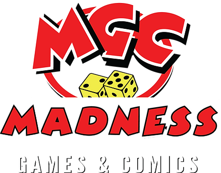 Madness Games & Comics