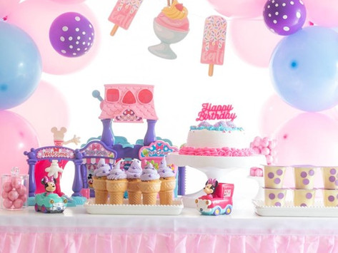 Disney Inspired Party Ideas