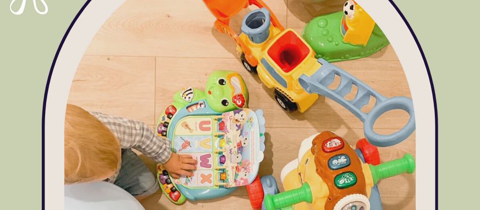 Baby's First Birthday Gift Guide