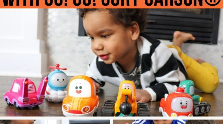 Pretend Play with Go! Go! Cory Carson