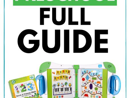 How to Teach Basic Preschool Skills