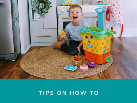 How to Encourage Your Kids in Role Play Fun!