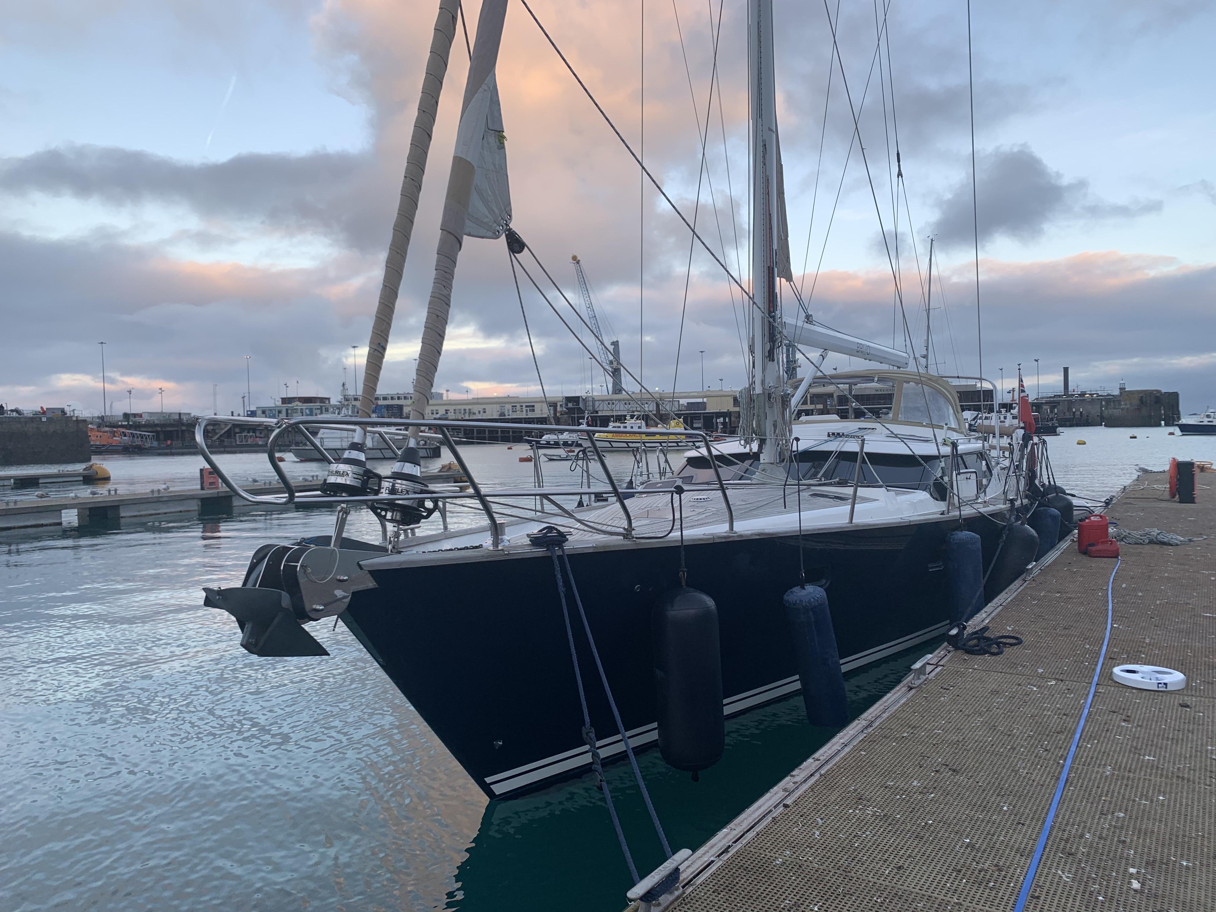 Brizo 55 in Guernsey