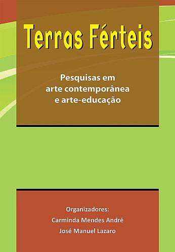 Terras Férteis - pesquisas em arte contemporânea e arte-educação