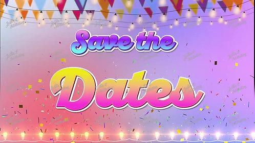 South Indian Wedding Invitation