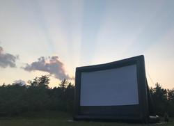 50' Screen