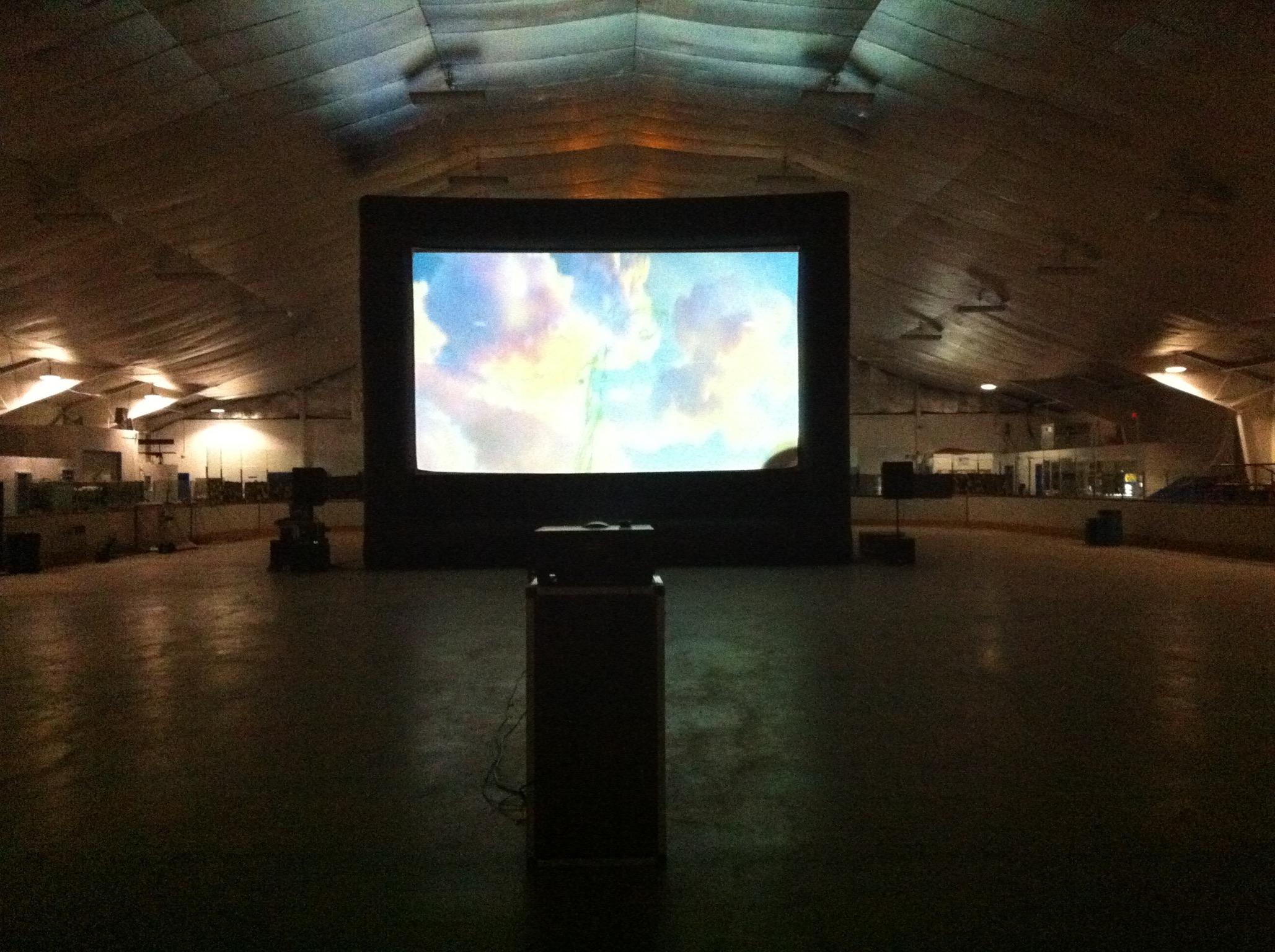 Arena Indoors