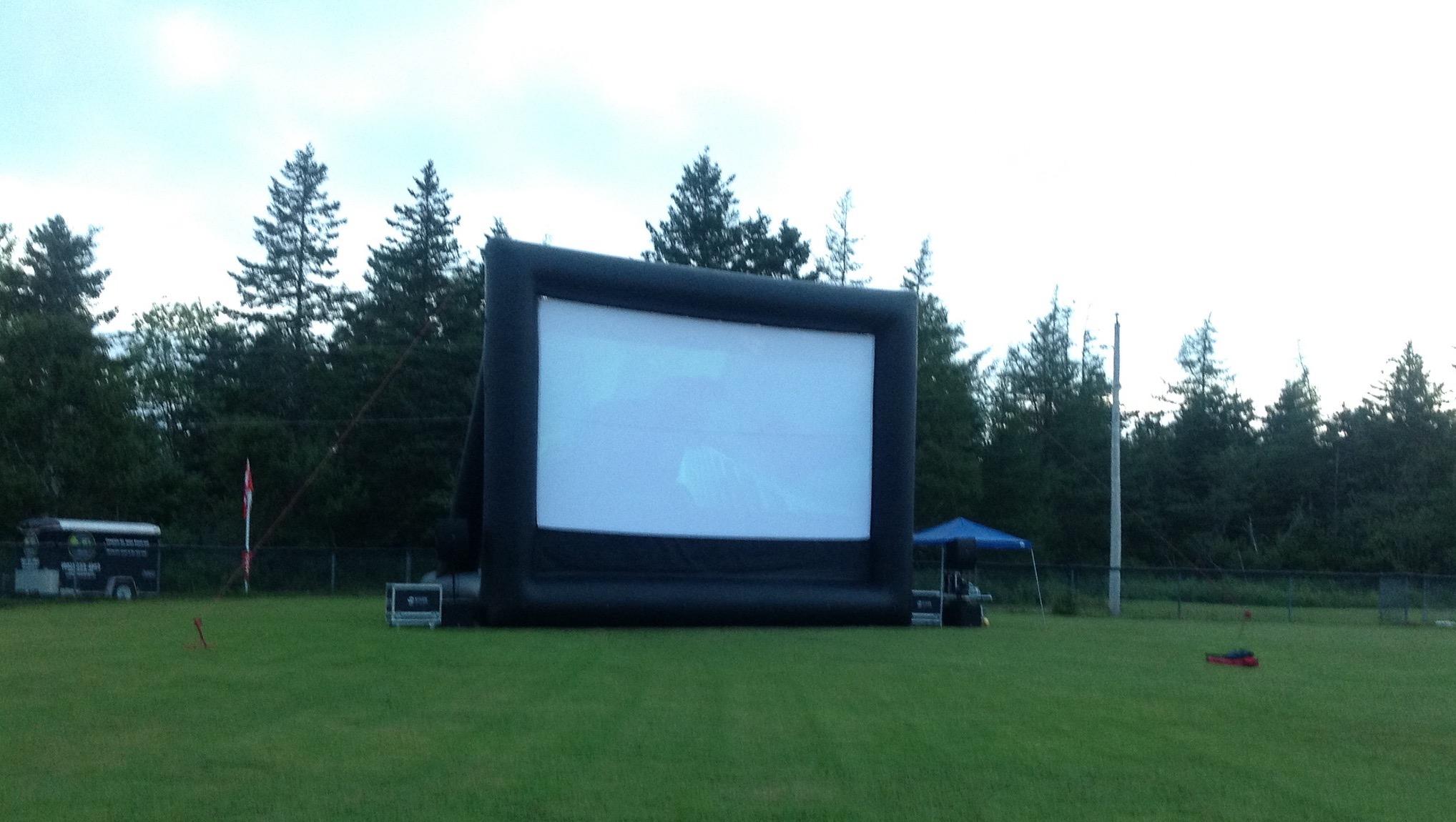 36' Screen