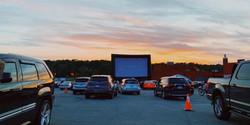 Sunset over Screen
