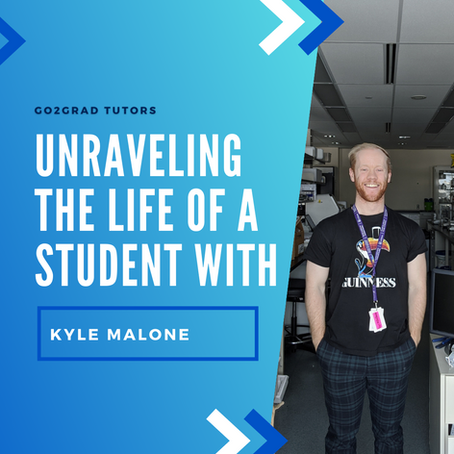 Unraveling the Life of a Student With Kyle Malone