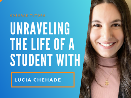 Unraveling the Life of a Student With Lucia Chehade