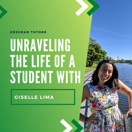 Unraveling the Life of a Student With Giselle Lima