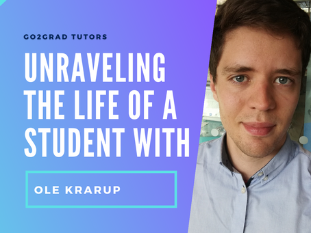 Unraveling the Life of a Student With Ole Krarup