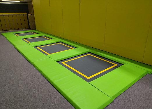 Zonas infantiles / trampolines parque junior
