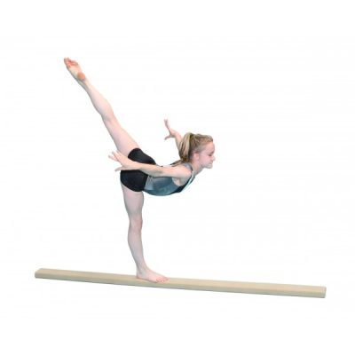 Tabla para entrenamiento de barra de equilibrio