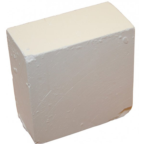 Caja con bloques de magnesia de mano