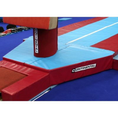 Base de pedestal acolchada para la plataforma de salto