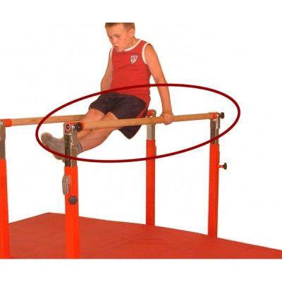 Componente Junior Gym – barandilla de fibra de vidrio