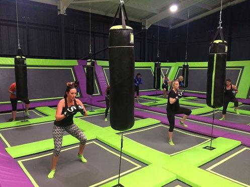 Saco de Boxeo retráctiles