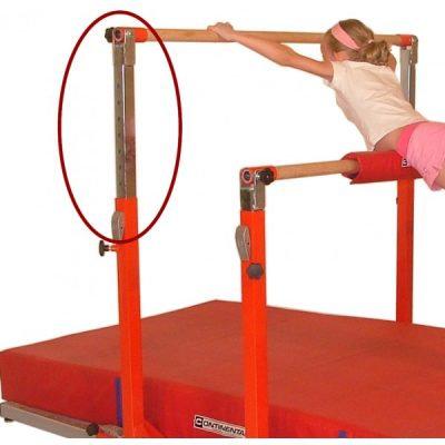 Componente para gimnasia de niños – Vertical interior largo