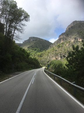 Cycle Hire - Jalon Valley, Costa Blanca