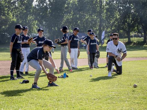 Register for the 2021 Youth Baseball Season