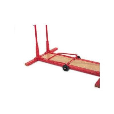 Carro transportador de barras paralelas