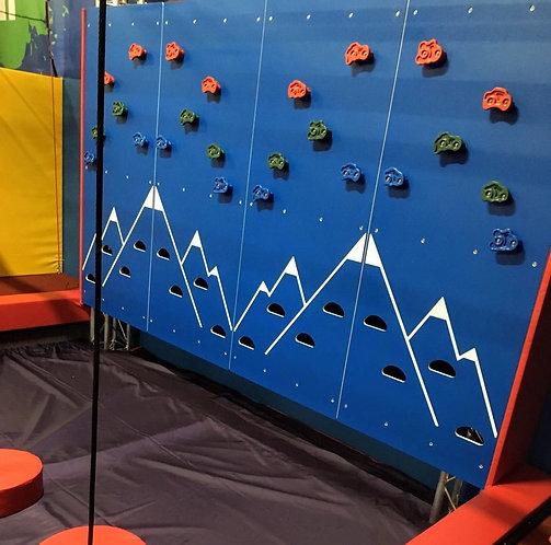 Paneles trasversales de escalada