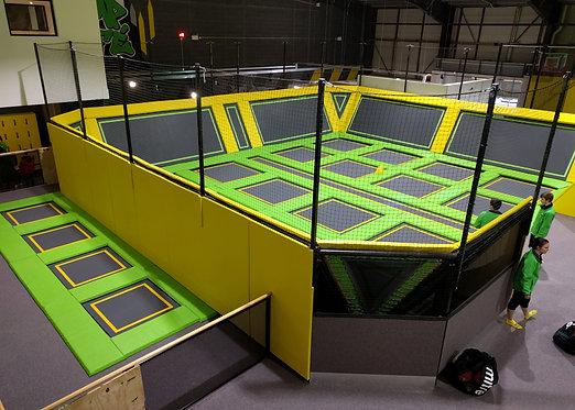 Cancha de dodgeball