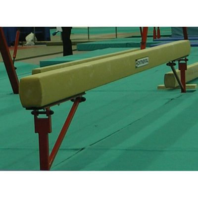 Barra de equilibrio de gimnasia para competición femenina