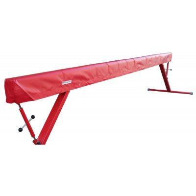 Cubierta para la barra de equilibrio femenina de polvo de PVC