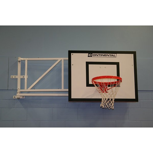 Canasta de Baloncesto – Práctica – lateralmente articulada en pared fija