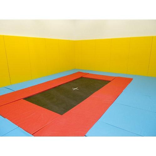 Salas de trampolín de terapia de rebote (para niños con necesitades especiales)