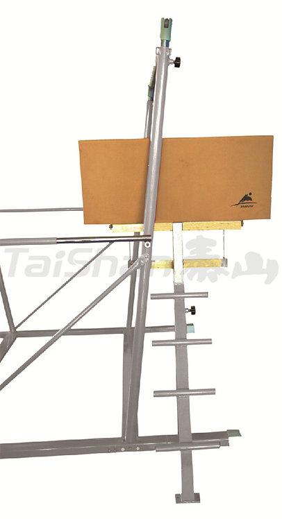 Plataforma de ayuda para barra fija