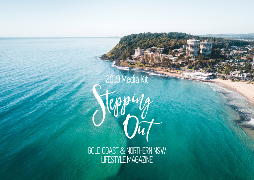 Stepping Out Magazine Media Kit 2019