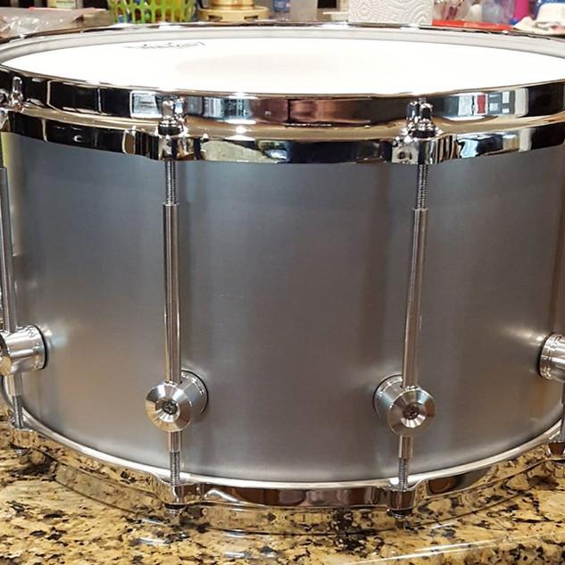 Customer Built Drum