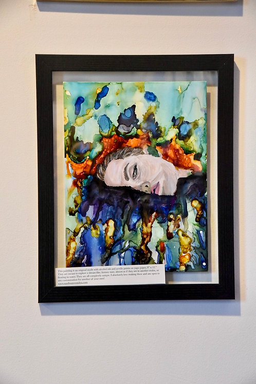 Dream World Godess Painting (Pt 2)