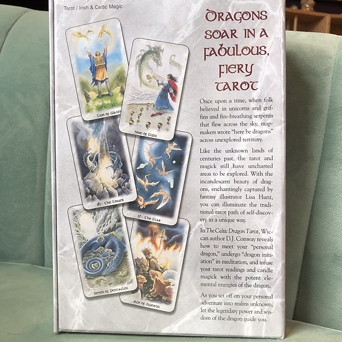 The Celtic Dragon Tarot