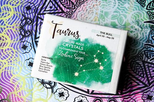 Taurus Zodiac Gift-Box