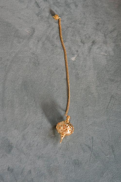 Gold Pendulum 1