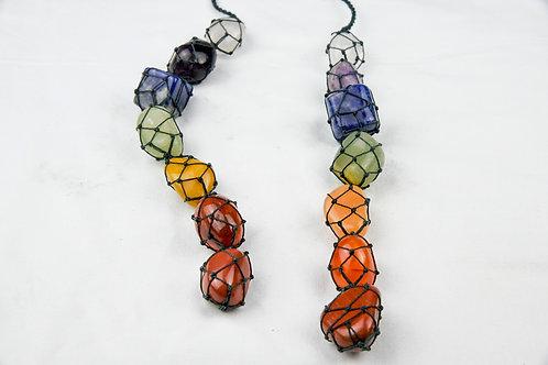 Chakra Stone Hangers