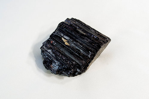 Black Tourmaline Raw: Protection, Remove Negative Energy, Rid EMF's