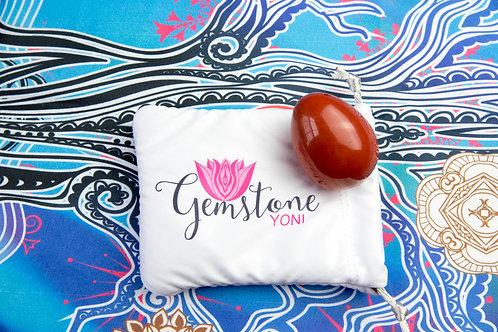 Red Japser Yoni Egg LG