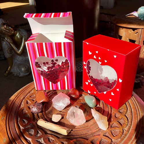 Valentine's Stone Gift-box!