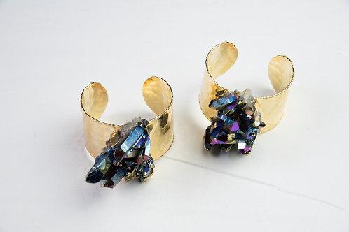 Druzy Colorful Bracelet