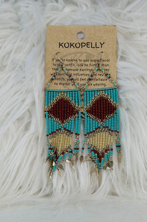 Kokopelly Earrings